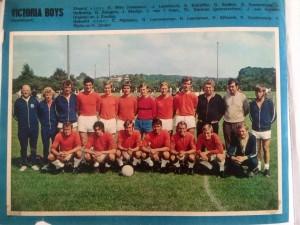 Gert Spijker - Uit de VI - Victoria Boys 1970-1971