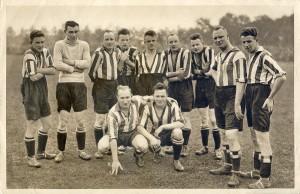 Robur et Velocitas 1e elftal - 1931-1932