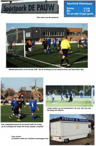 Collage sv Klarenbeek 02112014