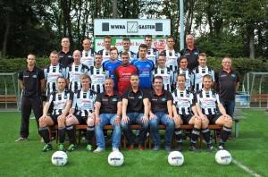 WWNA 1e elftal - 2014