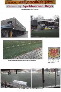 Collage Apeldoornse Boys - 1 van 2 - 07122014