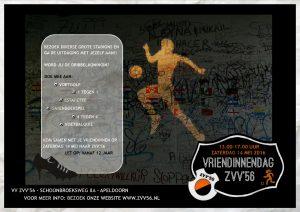 Vriendinnendag ZVV poster - 14052016